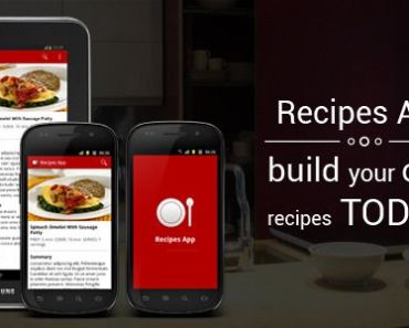 Cooking Recipe Apps