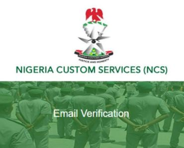 Nigerian Customs Service Recruitment 2019