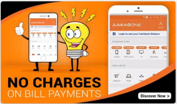 Jumia One App Download: Earn Money (CashBack) for Every amount Spent 1