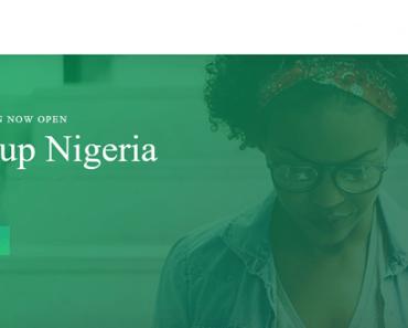 Startup Nigeria programme image