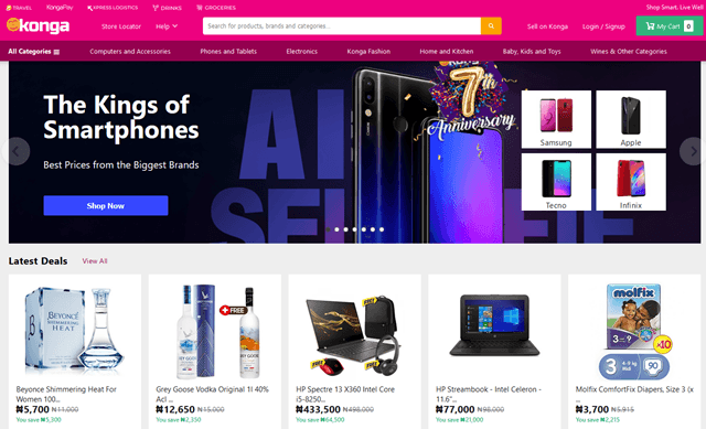 Slot.ng Best Alternatives for buying Cheap Phones and PCs 3