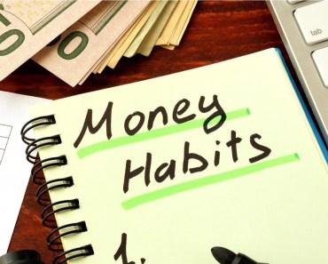Money Habits For Saving