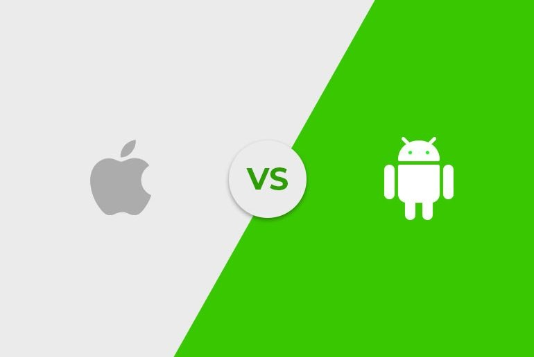 Major Differences Between Android & iOS
