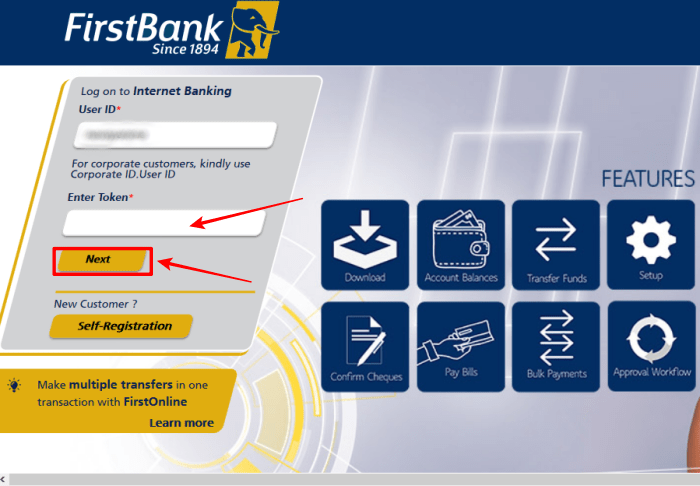 Image of FirstBank Login token Page.png