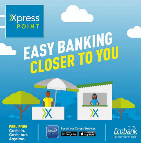 Ecobank Xpress Point Agent image
