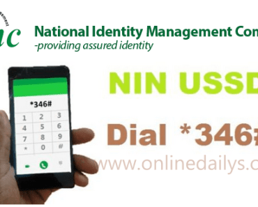 Image of retrieve National Identification Number