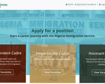 Apply for NIS Job image