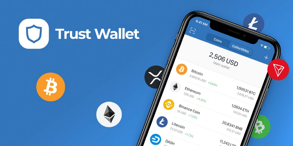 Trust Wallet Download App & Account Setup – Best Decentralized Crypto Wallet