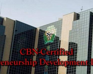 CBN-Certified EDI image