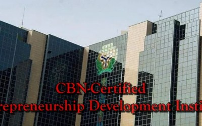 List of CBN-Certified Entrepreneurship Development Institute (EDI) in Nigeria