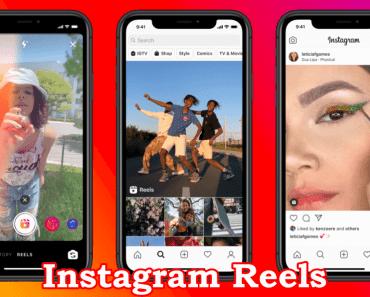 new Instagram reels image