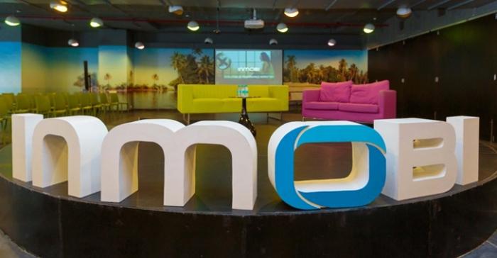 InMobi ads mobile network logo