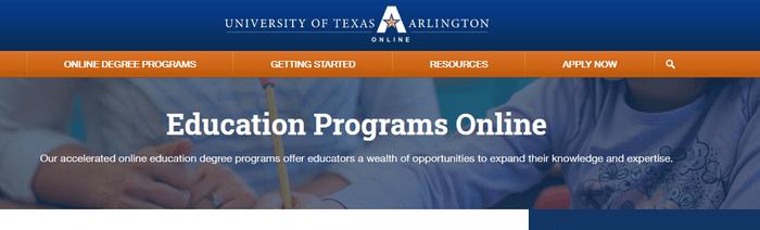 University of Texas at Arlington-image