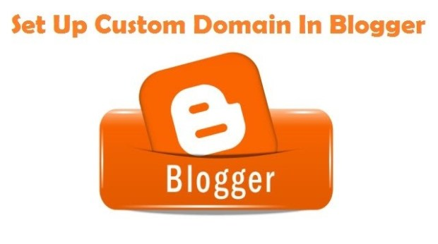 How to setup Custom domain in Blogger