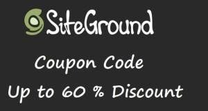siteground coupon code
