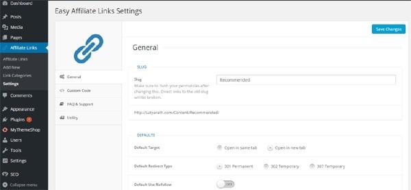 easy-affiliate-link-slug-settings