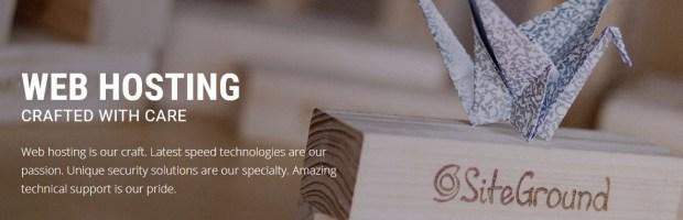 Siteground - Best WordPress hosting providers