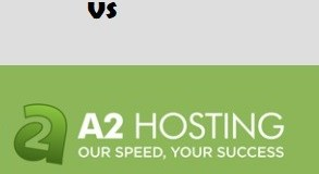 Siteground vs A2 Hosting Comparison