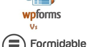 WPForms vs Formidable Forms Comparison
