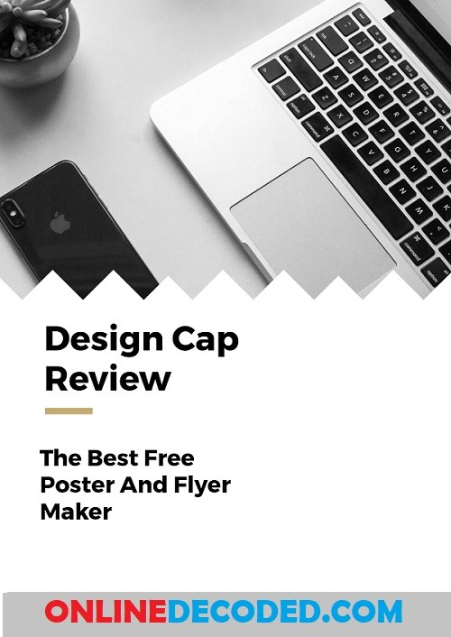 DesignCap Review: The Best Free Poster And Flyer Maker In 2020
