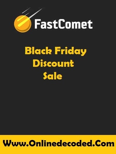 FastComet Black Friday Discount – Get 75% OFF🔥