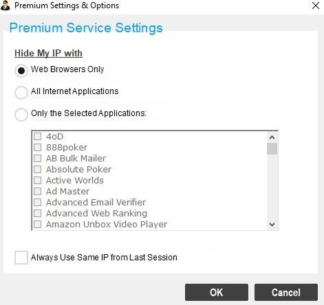 Hide-My-IP-Premium-Settings
