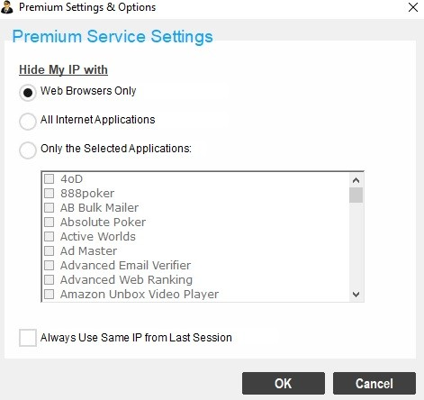 Hide-My-IP-Premium-Settings