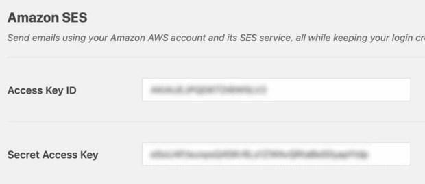 Amazon-SES-access-key