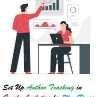 Setup author tracking in WordPress