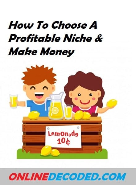 How To Choose A Profitable Niche In 2021 To Earn Big Money