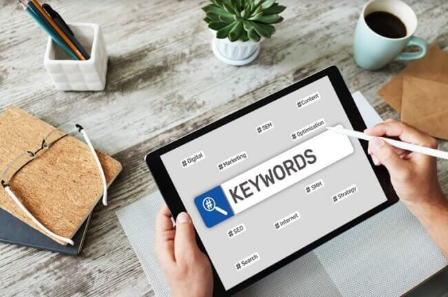 Why Keywords matter with SEO - Keywords Help You Set Goals