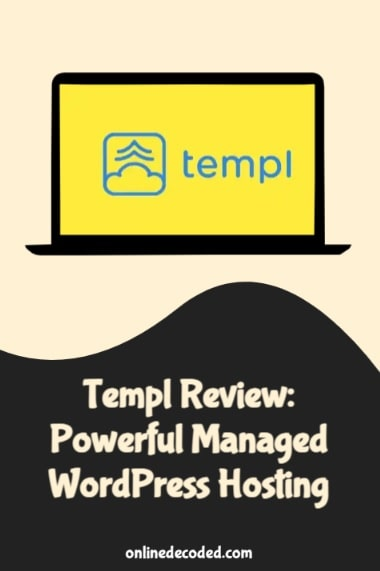 Templ Review 2021: Powerful Managed WordPress Hosting