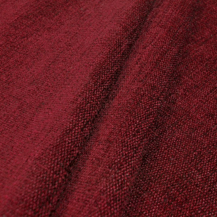 Brick Red Charisma Upholstery Chenille