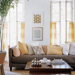 "ABC's of Decorating""  Y is for the color yellow"