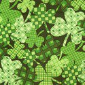 St. Patrick's Day Fabrics