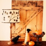 Home decor:  table top inspiration for fall entertaining