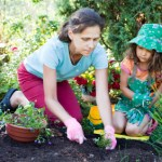 Fabric Gardening Accessories