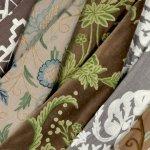 Crewel Decor Fabrics
