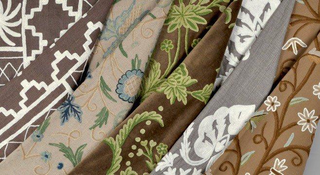 Crewel Decor Fabrics Onlinefabricstore Net Blog