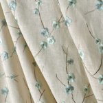 Richloom Blossom Mist Fabric Giveaway