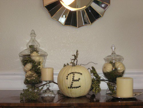 Halloween and Fall Decor Inspiration