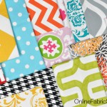 Fabric Face-Off: March Madness Edition (& Giveaway!)