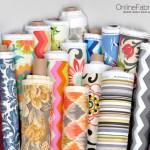 Fall Fabric Giveaway Winner!