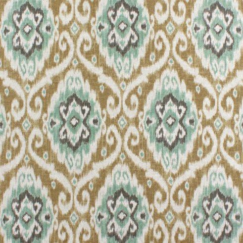 Iman Ubud Opal Fabric
