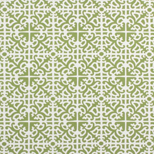 Waverly Parterre Sun N Shade Grass Fabric
