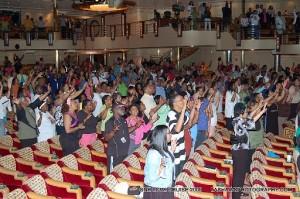 Straight Gate International Church, Detroit, MI Summer One In Worship 2010