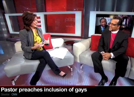 Carlton Pearson Talks Bishop Eddie Long Scandal (Video)