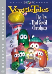 Veggie Tales – The Toy That Saved Christmas pt 4