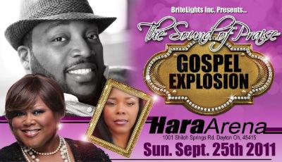 Marvin Sapp, Shirley Murdock and Tonya Baker – Gospel Explosion