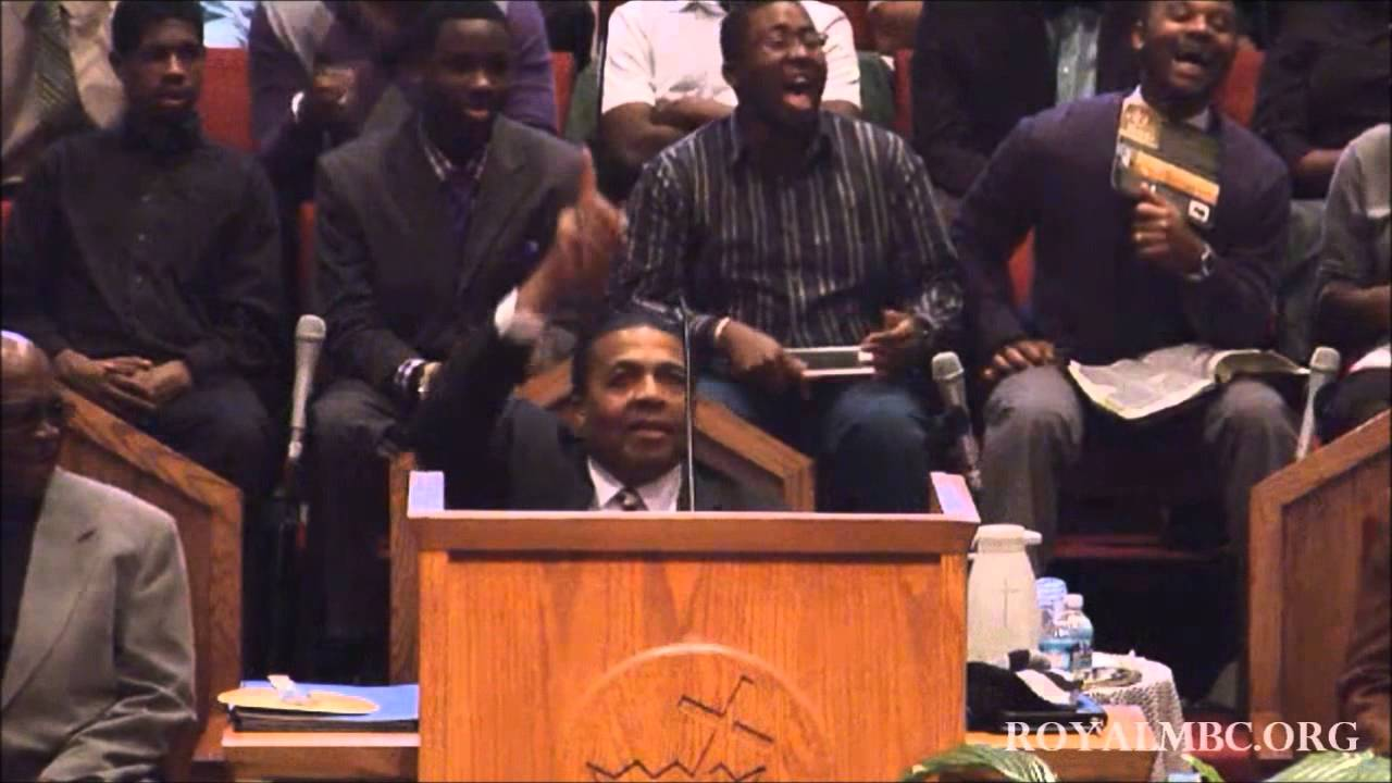 Royal Missionary Baptist Church Sunday Service 08/28/11